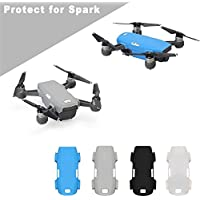 Shaluoman Silicone Case Protector Cover For Spark Body Protection Accessories RC Drone
