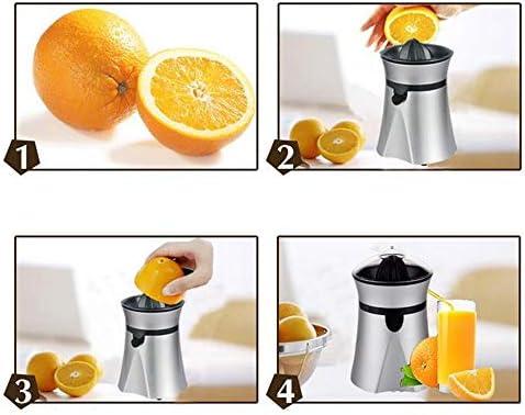 STKJ Presse-Agrumes Électrique Pressé Multifonctionnel De Citron, Séparateur Fruits Frais Machine Jus Maison Orange