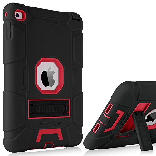 iPad-Mini-4-CaseiPad-Mini-4-Retina-CaseBENTOBEN-3-IN-1-Hybrid-SoftHard-Heavy-Duty-Rugged-Stand-Cover-Shockproof-Anti-slip-Anti-Scratch-Full-body-Protective-Cases-for-iPad-Mini-4BlackRed
