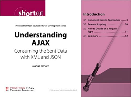 Understanding AJAX: Consuming the Sent Data with XML and JSON