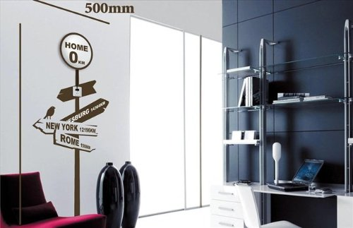 Wall Sticker Lamp Take Me Home Lamp