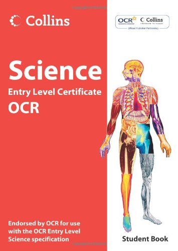 science student book ocr entry level certificate by chris 読書