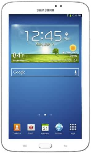 Samsung Galaxy Tab 3 (7-Inch, White) (Certified Refurbished)