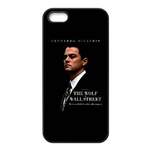 iPhone 4 4s Cell Phone Case Black The Wolf Of Wall Street DiCaprio Mkxbs