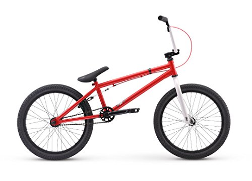 Redline Bikes Romp 18 Freestyle BMX Bicycle, Red, One Size