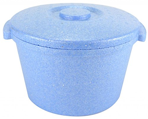 Tech Ice Bucket (Diversified Biotech IBUC-2000 Glacier Brand Ice Bucket, 5L Capacity, Blue)