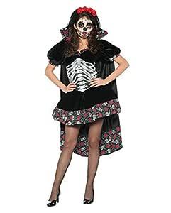 Horror-Shop Día del Traje de la señorita Muerto L: Amazon.es ...