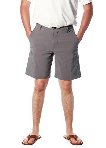 Cargo Shorts in Loft Grey by Chaps ()