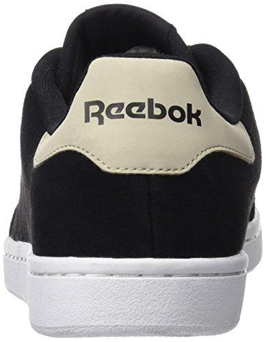 Stucco Black Silver White SDE Reebok Royal Smash Alloy Baskets Noir Homme Basses 8g0Pwq8