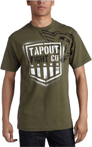 Tapout Men's Branded T-Shirt