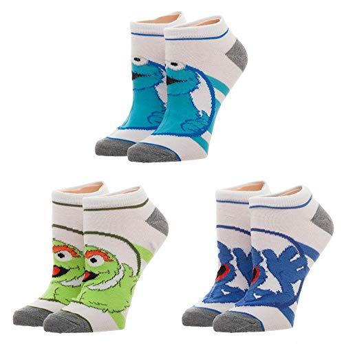 Sesame Street Socks Sesame Street Apparel Sesame Street Gift Sesame Street Accessories ()