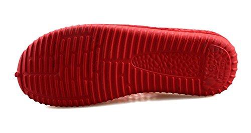 Coo & Mo Unisexe Plage Sandale Sabot De Jardin Chaussures Rouge