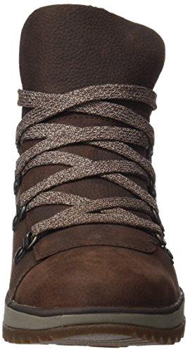 Hautes Femme De Waterproof Merrell Lace brunette Randonnée Marron Bluff Chaussures Vera Eventyr HWHg8np