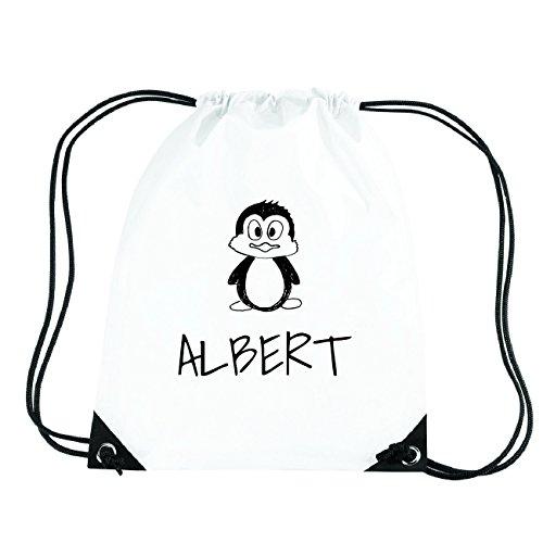 JOllipets ALBERT Turnbeutel Sport Tasche PGYM5087 Design: Pinguin