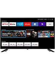 Smart TV Philco PTV32N5SE10H, 32'' Polegadas, Tela D-LED HD, Conversor Digital, 2 HDMI, 2 USB, Preta