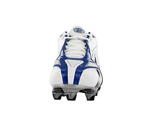 Reebok Pro Burnerspd III 5/8 SD3 Herren Fußballschuhe Weiß / Dunkel Royal