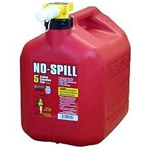 No-Spill 1450 5-Gallon Poly Gas Can (CARB Compliant)