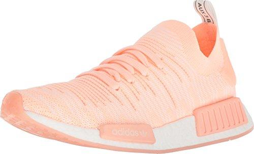 adidas Originals Women's NMD_R1 Pink/Clear Orange/Clear Orange/Cloud White 9.5 B US B (M) -