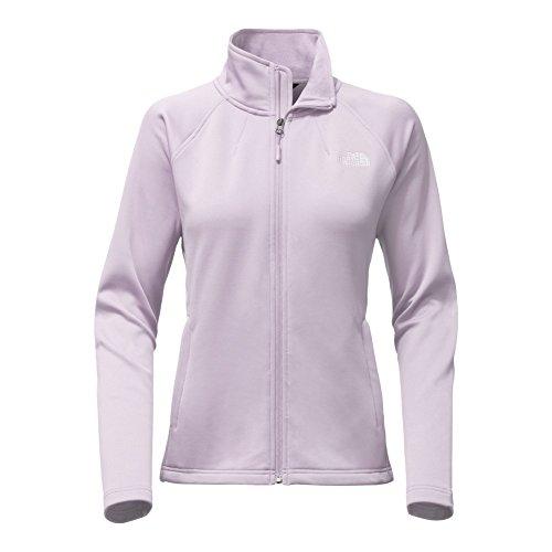 - The North Face Women's Momentum Full Zip Fleece Lavender Blue XL