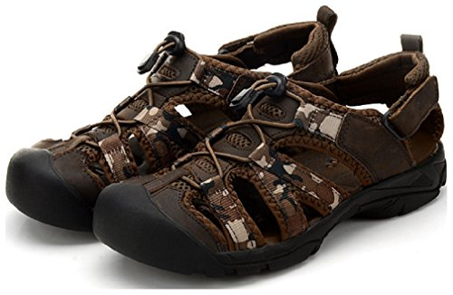 34327326fcdc Hanxue Mens Hiking Sandals H2 Camo Sandals 50%OFF - rcastillo-online ...