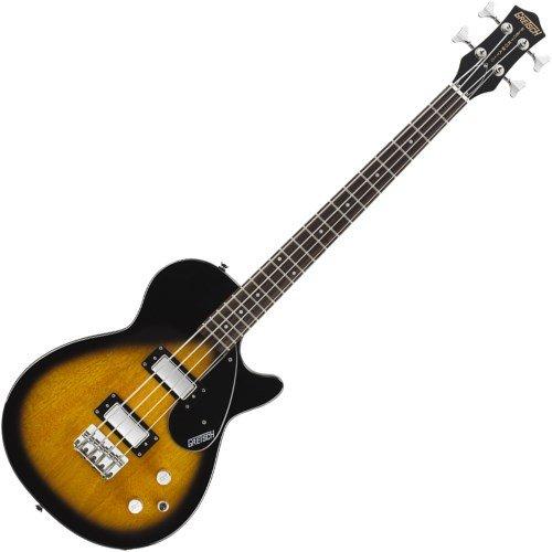 Gretsch G2224 Junior Jet Electric Bass Guitar II - Tobacco Sunburst