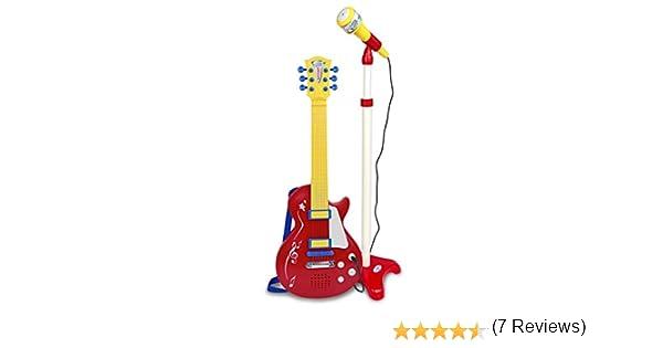 Bontempi - Guitarra 24 5832: Amazon.es: Juguetes y juegos