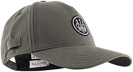 Beretta - Gorra, diseño con logotipo, color verde y negro: Amazon.es ...