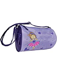 Horizon Dance 1416 Lila Dance Small Duffel Bag for Little Girls