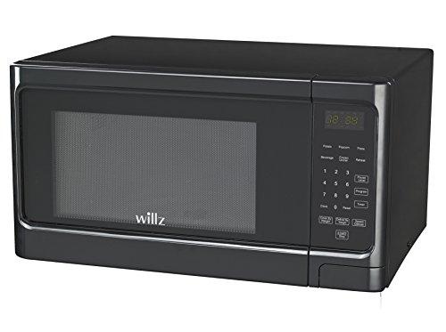Willz WLCMS311BK-10 1.1 cu ft Black Microwave by Willz (Image #1)