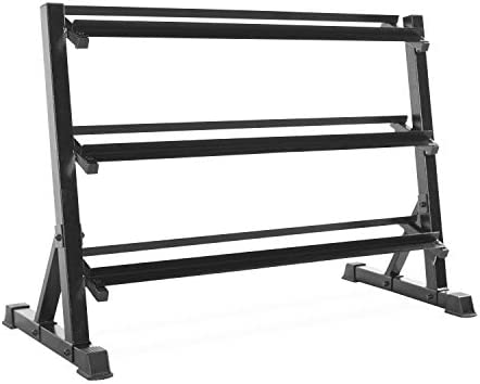 CAP Barbell 3 Tier Dumbbell Rack, 51