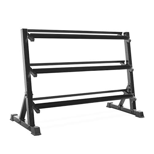 CAP Barbell 3 Tier Dumbbell Rack, 51""