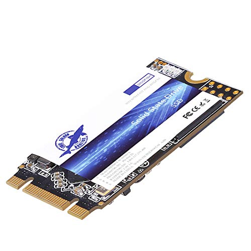Dogfish M.2 2242 60GB Internal Solid State Drive Laptop Hard Drive M2 SSD (60GB) ()