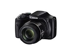 Canon PowerShot SX540 Digital Camera w/ 50x Optical Zoom - Wi-Fi & NFC Enabled (Black) by Canon