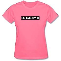 CNTJC Women's DJ Pauly D T Shirt L