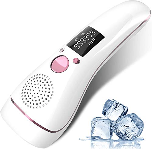 Ice Hair Removal at-Home