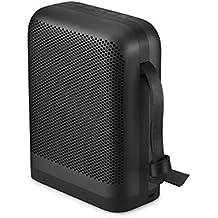 [Patrocinado] B & O PLAY by Bang & Olufsen 1140026BeoPlay P6Altavoz Bluetooth portátil con micrófono, color negro Negro
