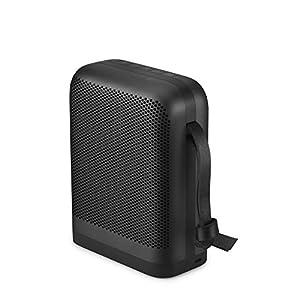 Bang & Olufsen 1140026 Beoplay P6 Portable Bluetooth Speaker, Black