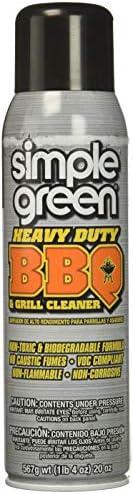 Simple Green 60014 20OZ 그릴 선샤인 메이커 0310001260014 BBQ전자레인지 클리너 591ml 12g / Simple Green 60014 20OZ 그릴 선샤인 메이커 0310001260014 BBQ전자레인지 클리너 591ml 12g
