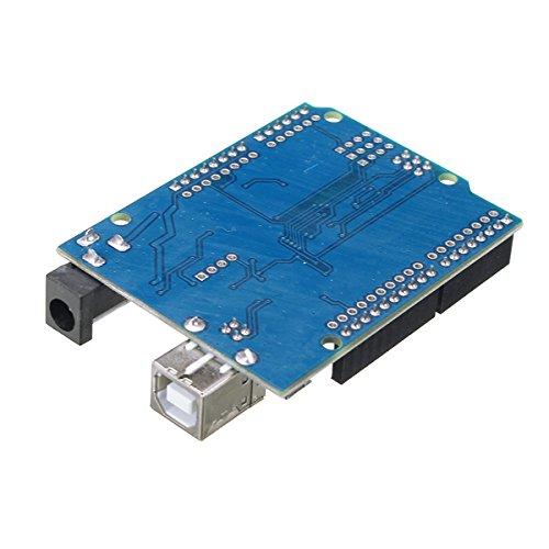 ILS UNO R3 Board ZUM Scan Shield Expansion Open Source Kit For DIY Ciclop 3D Printer Scanner
