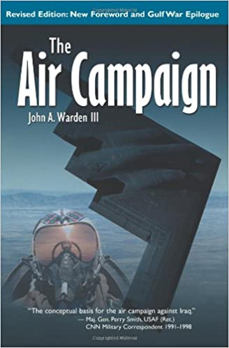 The Air Campaign Cover