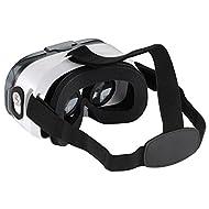 Virtual Reality 3D VR/Inspired by Google Cardboard/Lunettes de Réalité Virtuelle Head pour kit de 4.7–de 6,5pouces Smartphones/102° Field of view