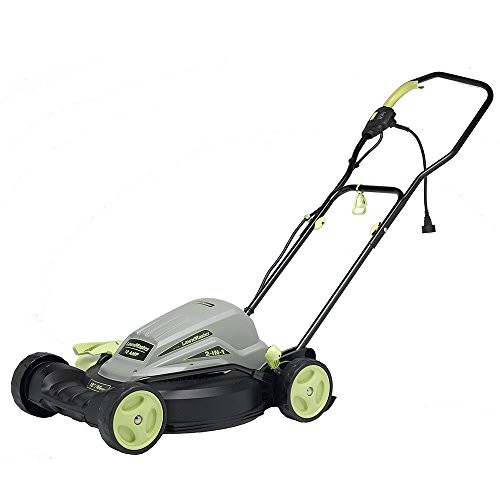 LawnMaster ME1018X 10-Amp Electric Mower, 18-Inch Review