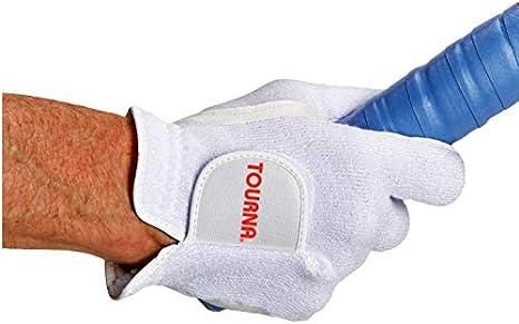 Tourna Sports Glove for Tennis and Pickleball Mens Full Finger