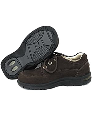 TT Boy's Casual Dark Chocolate Size 11W