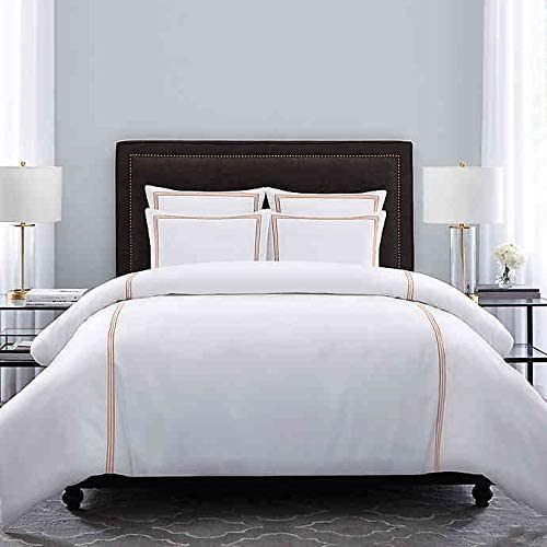 Amazon.com: Bed Bath & Beyond Wamsutta Hotel Triple Baratta Stitch