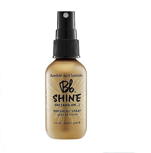 Shine Spray Bumble And Bumble - Bumble and Bumble Let it Shine on (and on...) Finishing Spray 2 oz