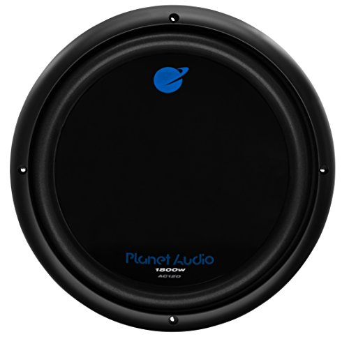"Planet Audio 12"" Subwoofer (AC12D)"
