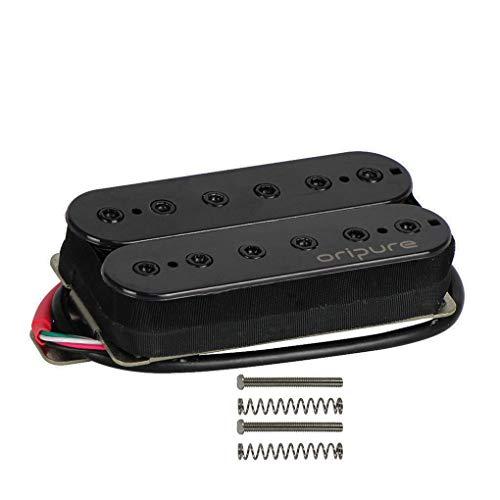 OriPure Alnico 5 Humbucker Pickups Electric Guitar Handmade Pickup Bridge Position ()