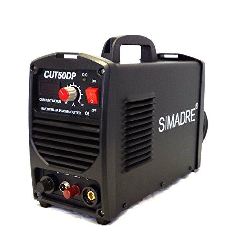 SIMADRE 50DP PILOT ARC 50AMP 110V/220V PLASMA CUTTER
