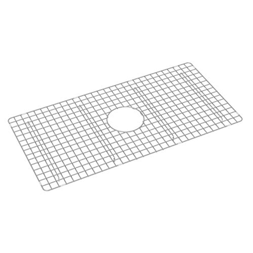Rohl WSG3318SS WIRE SINK GRID RC3318 S.STEEL, Stainless Steel